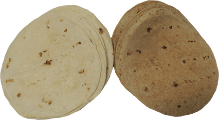 Chili & Herb Tortillas- 12 inch