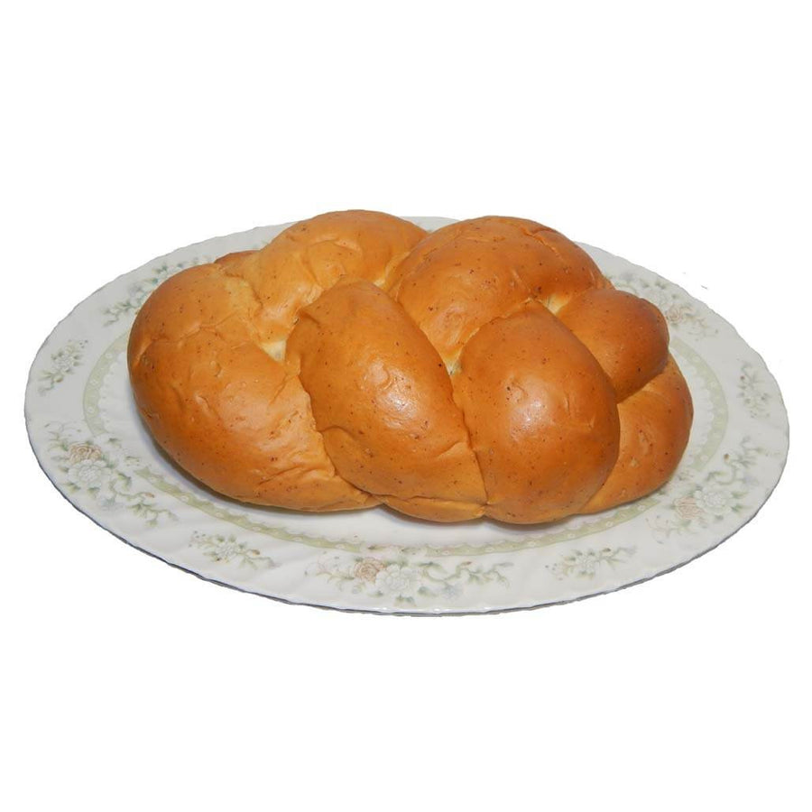 Traditional Braided Challah