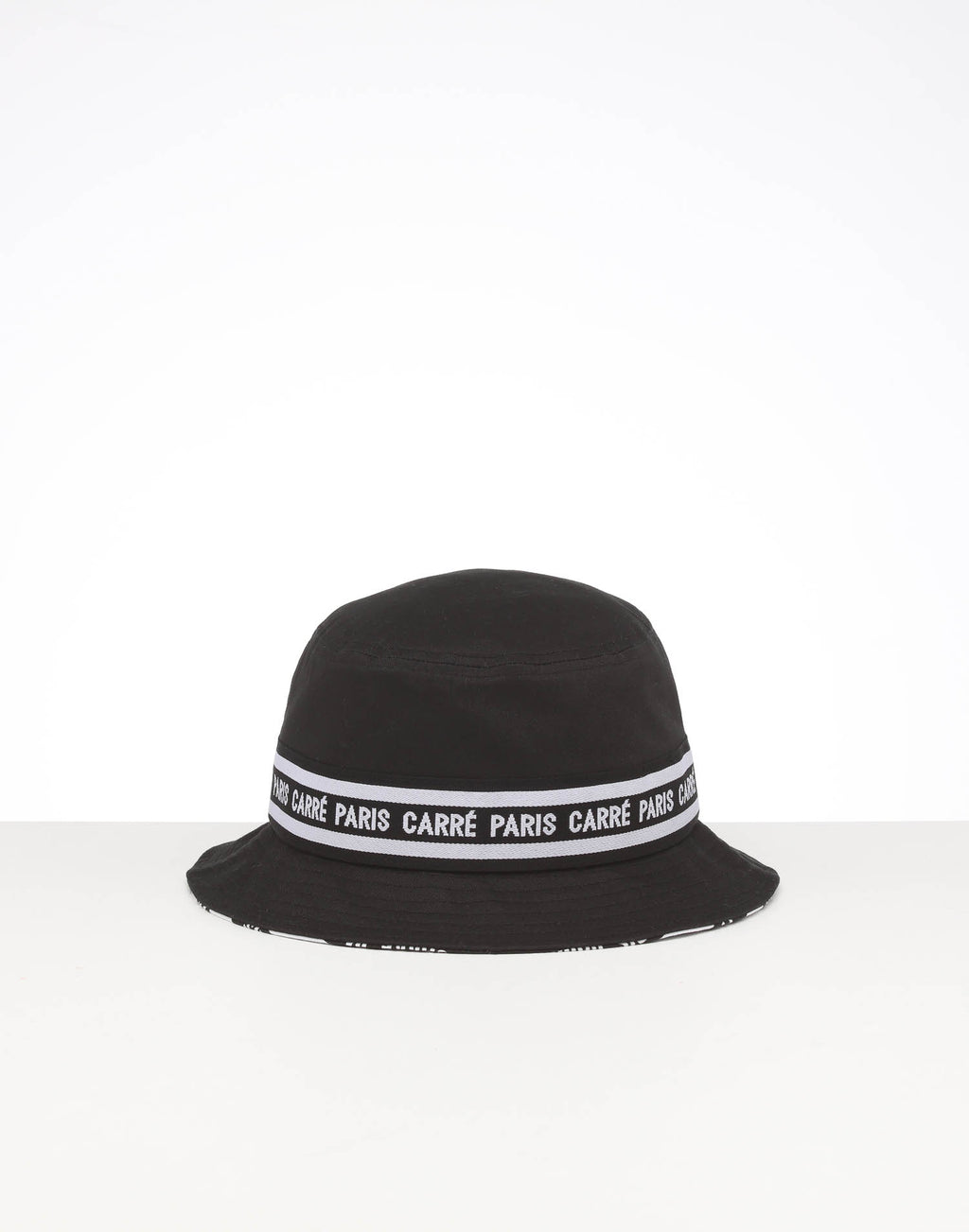 Carré Type Tape Bucket Black
