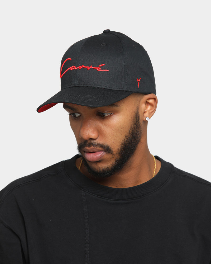 Carré Scripted Grand Snapback Black/Red
