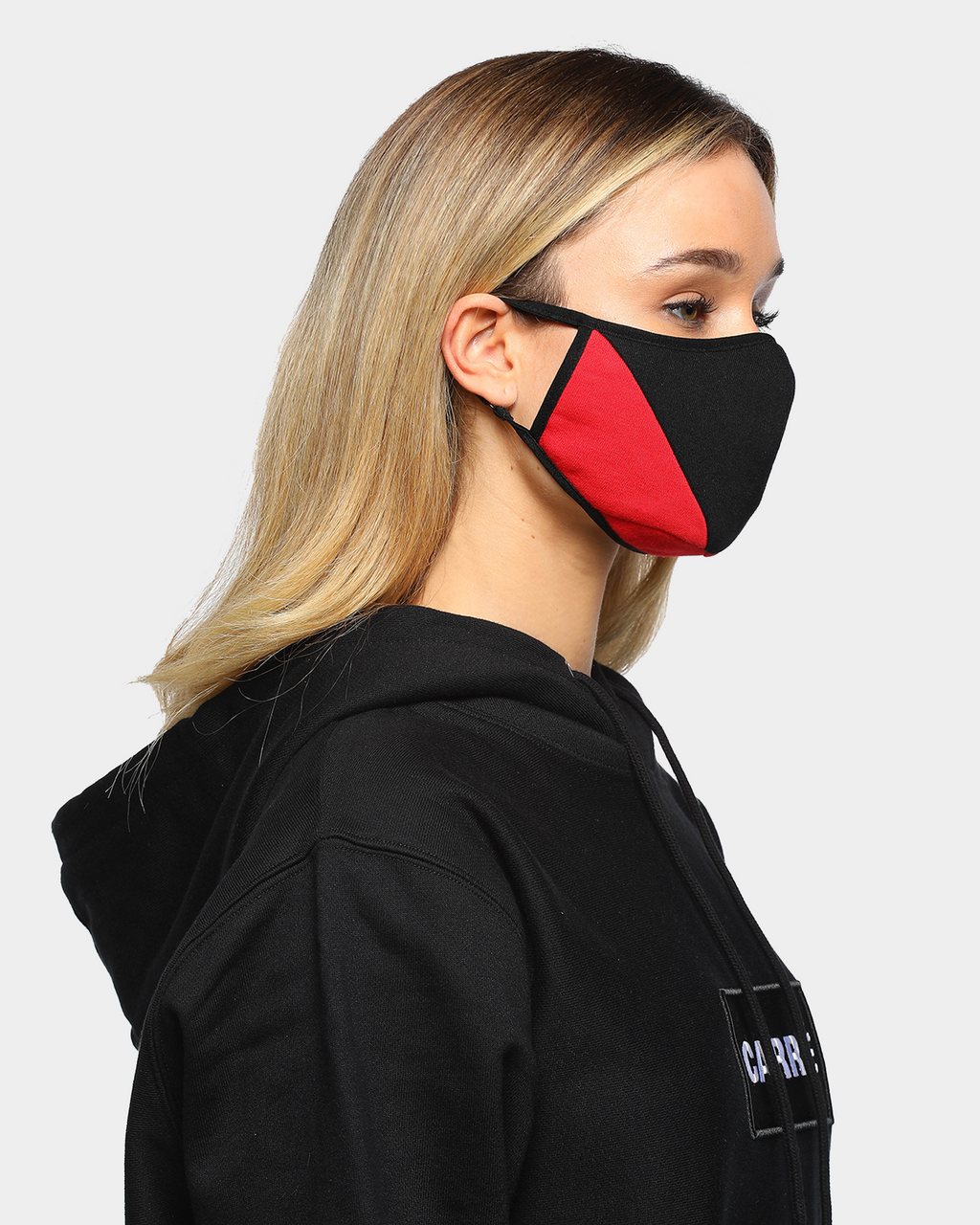 Carré Arrow Masque Face Mask Black/Red