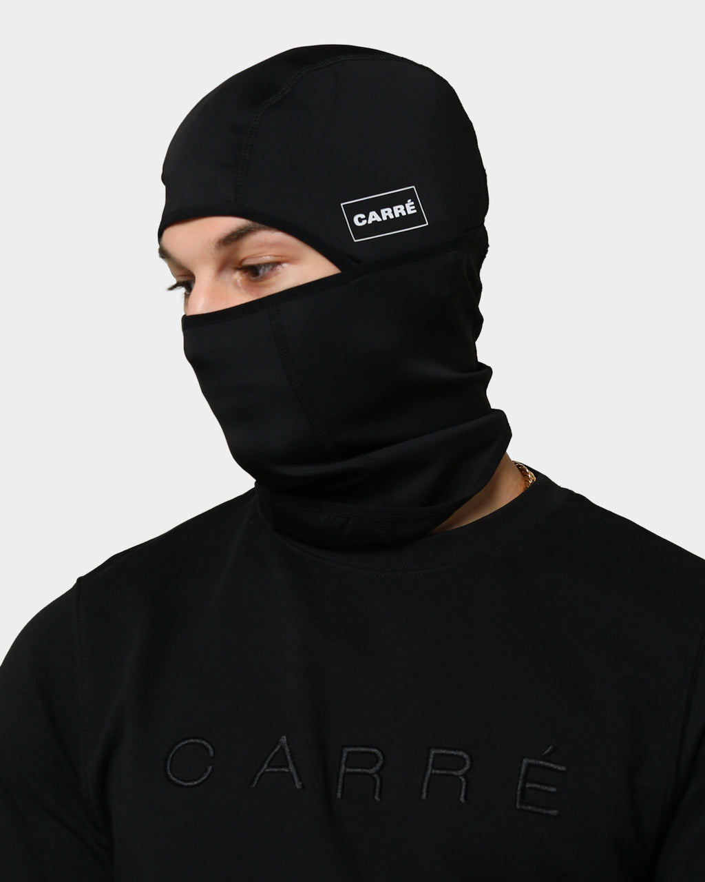 Carré Men's Utilite Urbain Hood Black