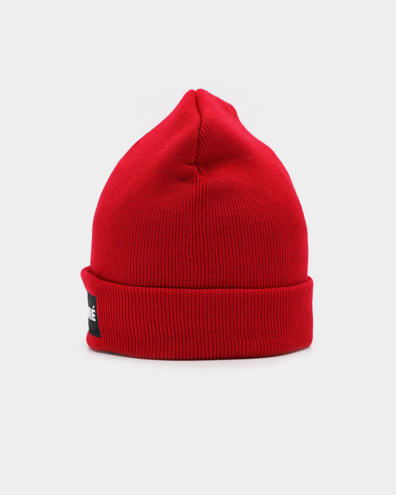 Carré Men's Box Classique V2 Beanie Red