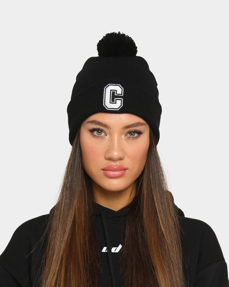 Carré Men's MVP Pom Beanie Black