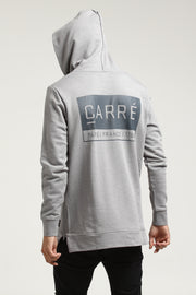 Carré Core Raffine 2 Hood Grey Heather