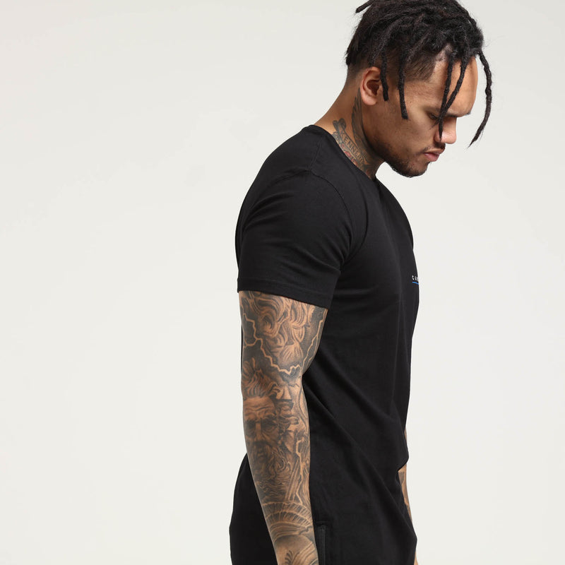 Carré Rotate Capone SS Tee Black