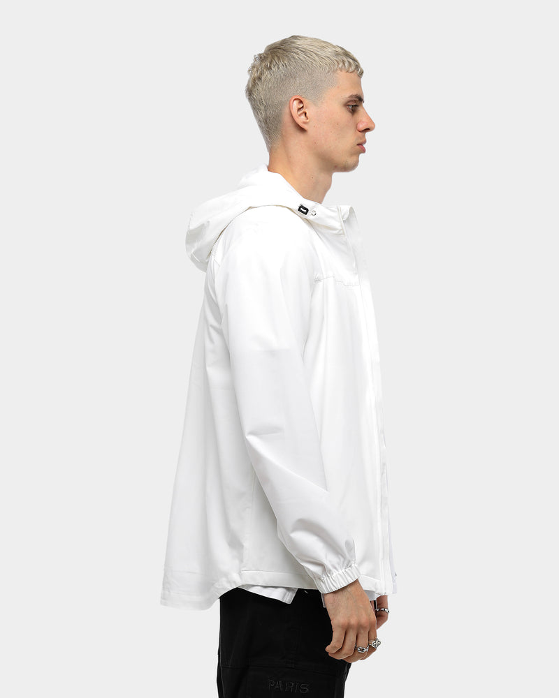 Carré Men's Staple Windbreaker White