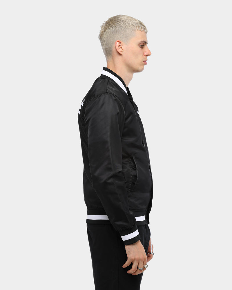 Carré Staple Varsity Jacket Black