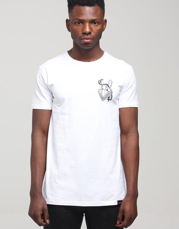 Carré Masked Up 2 Divise SS Tee White
