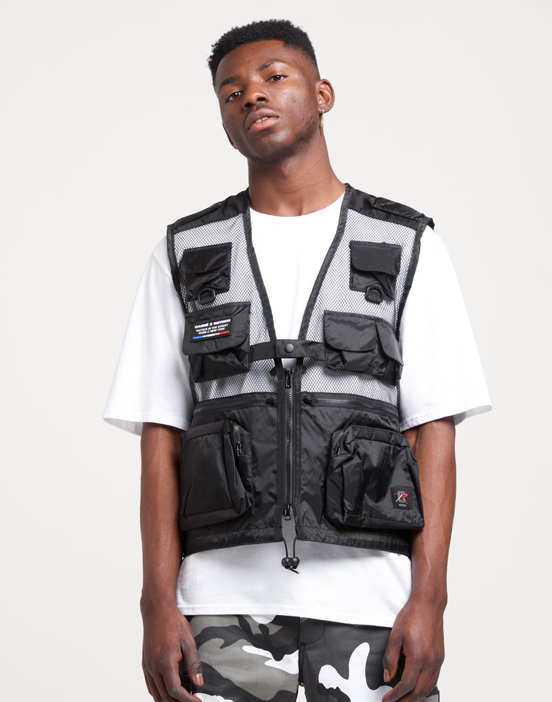 Carré X Rothco Recon Vest Black