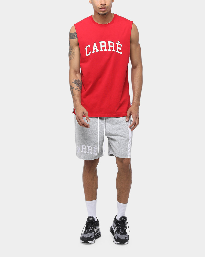 Carré Squad Muscle Tee Red