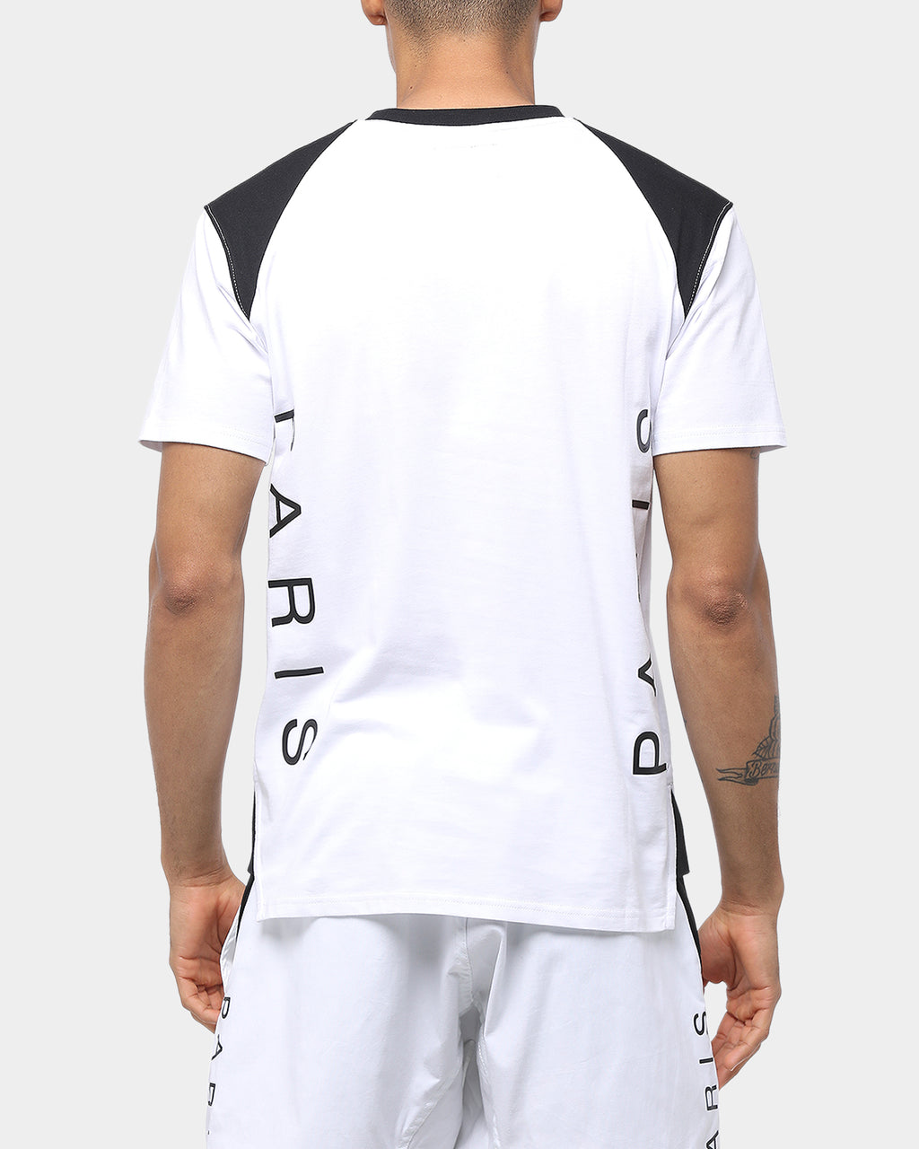Carré Renegade SS Tee White/Black