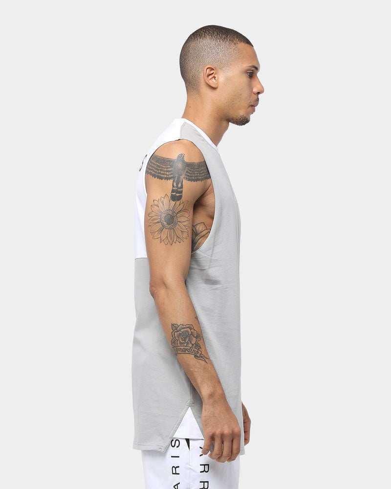 Carré Renegade Muscle Tee Grey/White