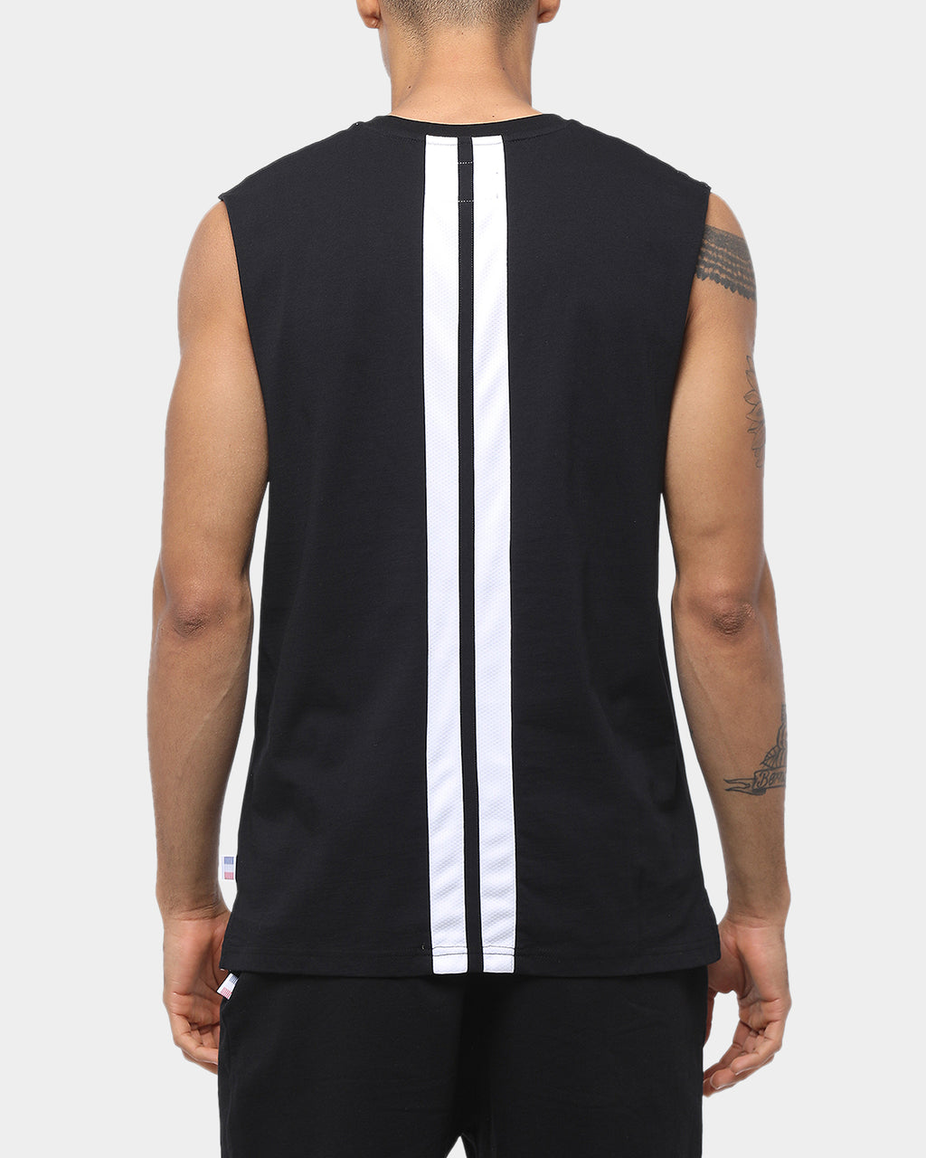 Carré Squad Muscle Tee Black