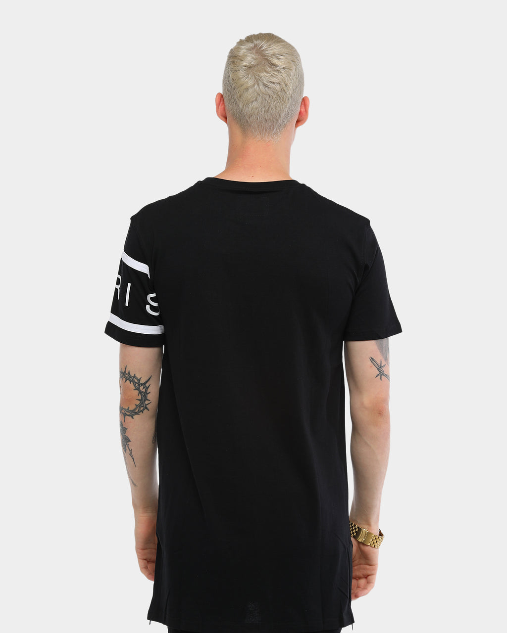 Piece Noir Short Sleeve T-Shirt