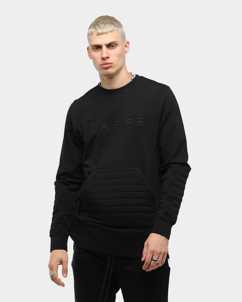 Carré Dominant Crewneck Black