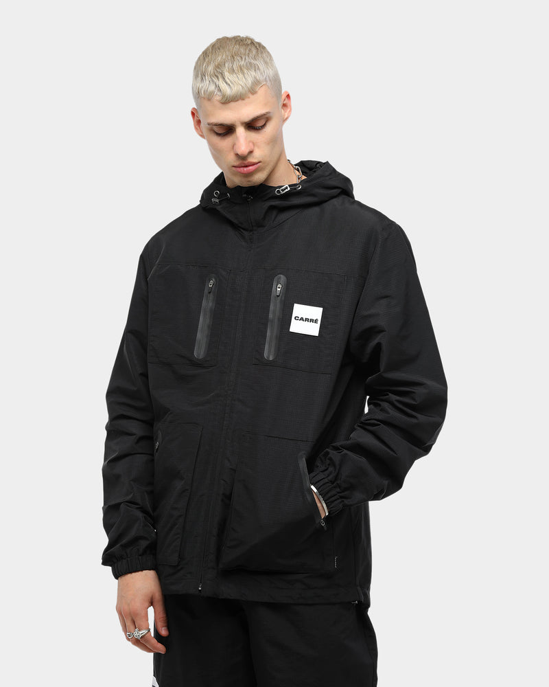 Carré Men's Objectif Windbreaker Black