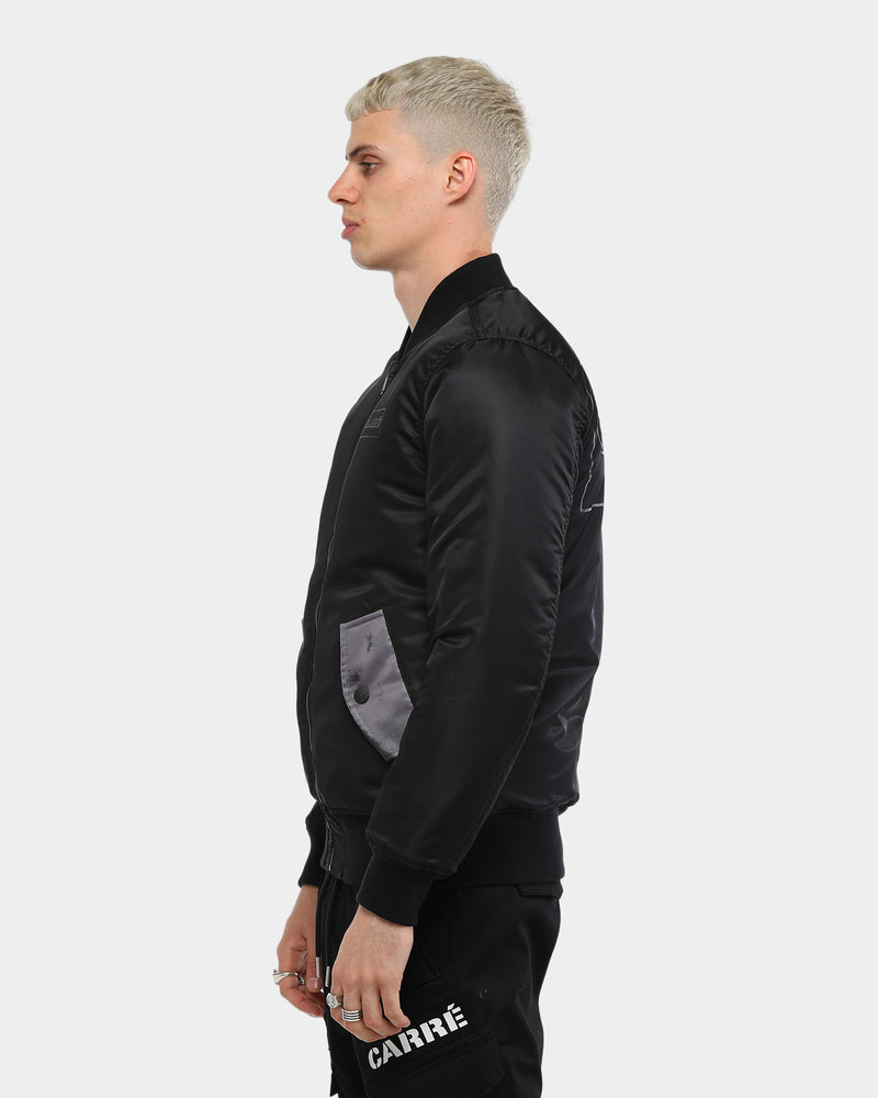 Carré Men's Colorant Reversible Jacket Black/Black