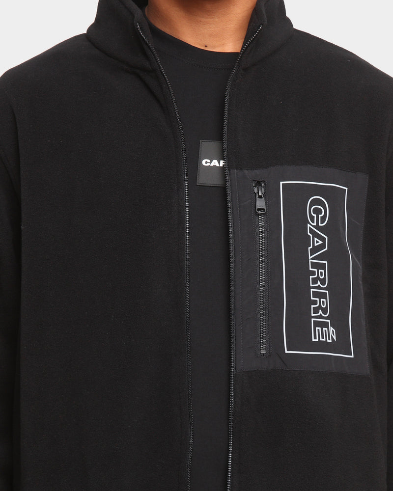 Carré Polaire Jacket Black