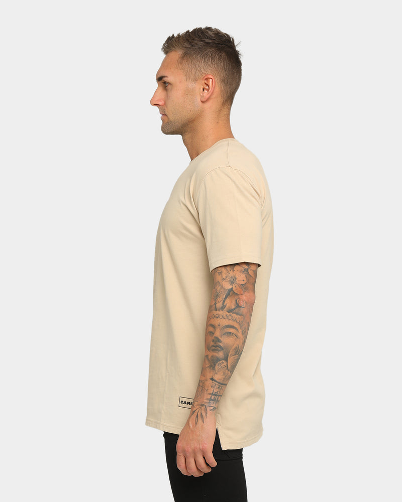 Carré D-Luxe Short Sleeve T-Shirt 3 Pack Black/Stone/Army