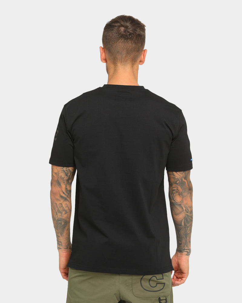 Carré Monarch Classique Short Sleeve T-Shirt Black