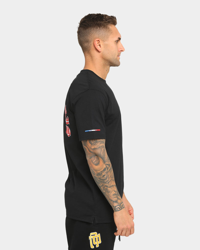 Carré Monarchy Classique Short Sleeve T-Shirt Black