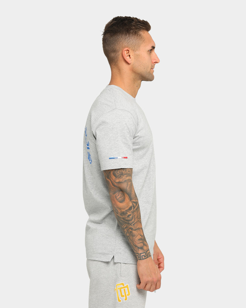 Carré Monarchy Classique Short Sleeve T-Shirt Grey Marle