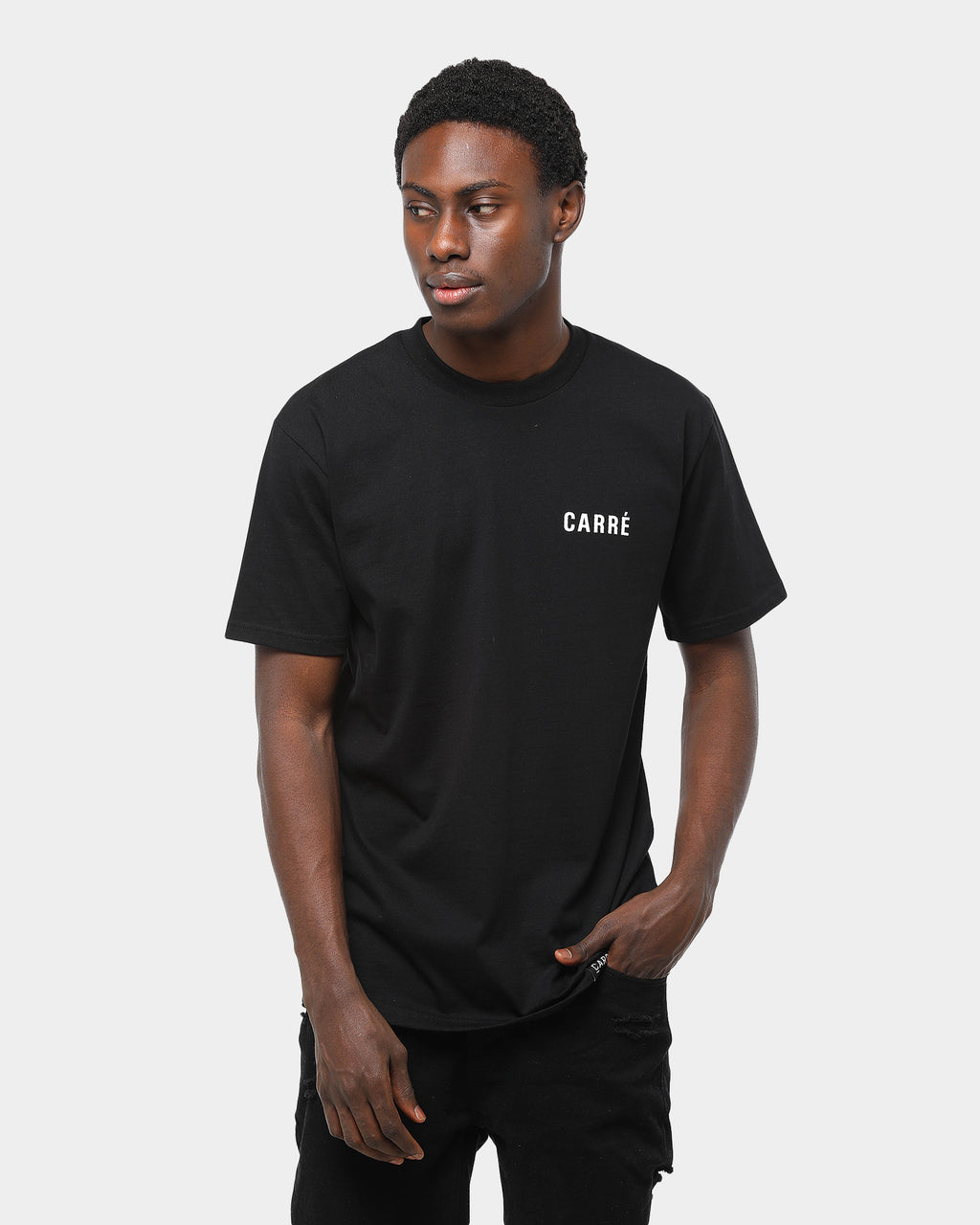 Carré Represent Classic Short Sleeve T-Shirt Black