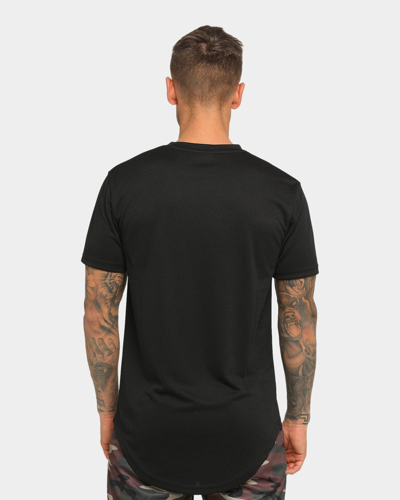 Carré Momentum Active Short Sleeve T-Shirt Black/Black