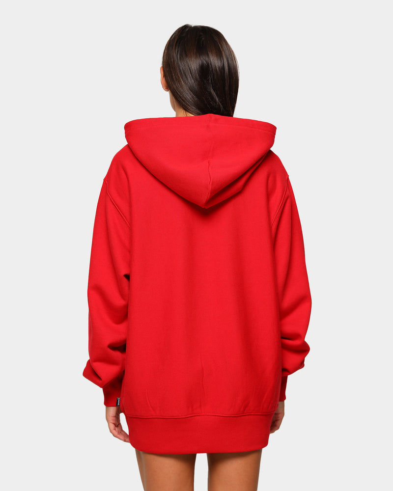 Carré Men's Paris City Classique Hoodie Red/Gold