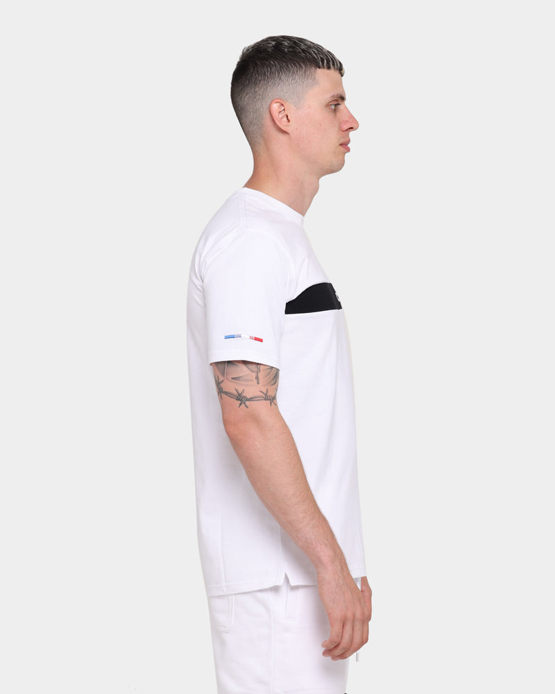 Carré Slice Short Sleeve T-Shirt White/Black