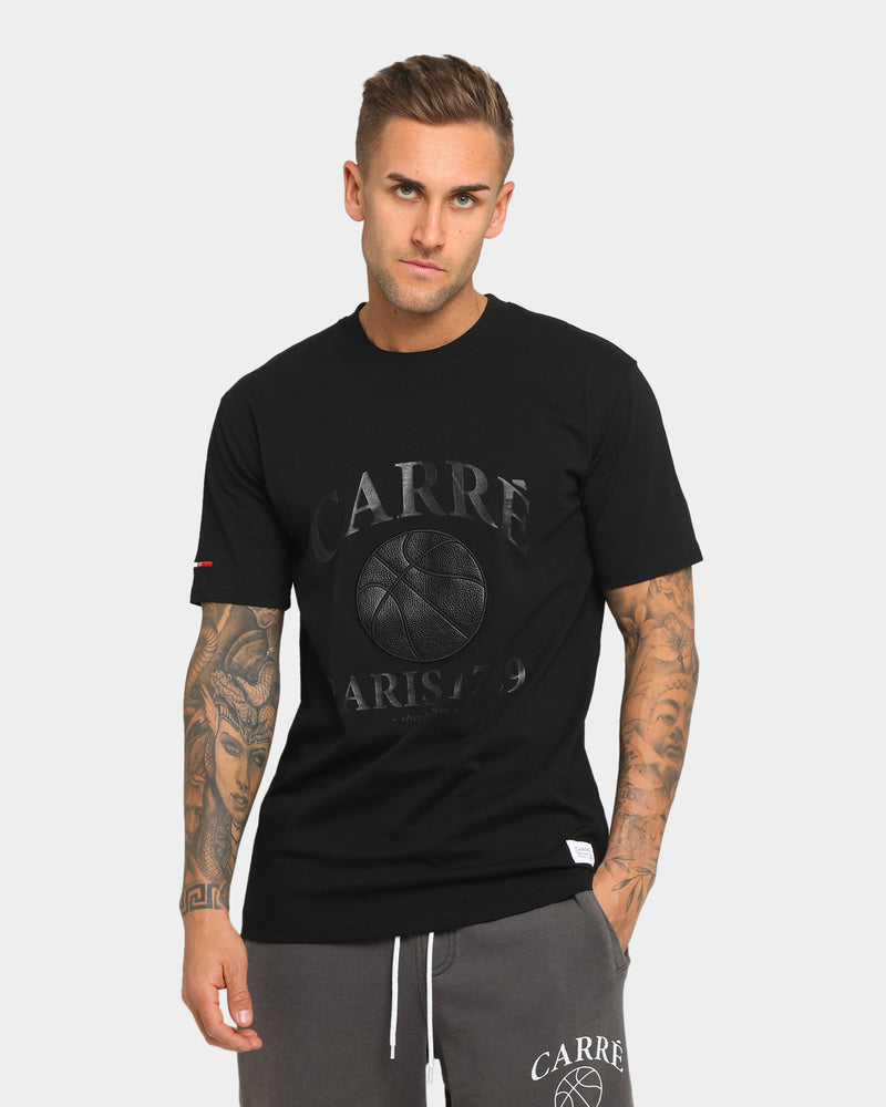 Carré Hoop Deluxe Classique Short Sleeve T-Shirt Black/Black