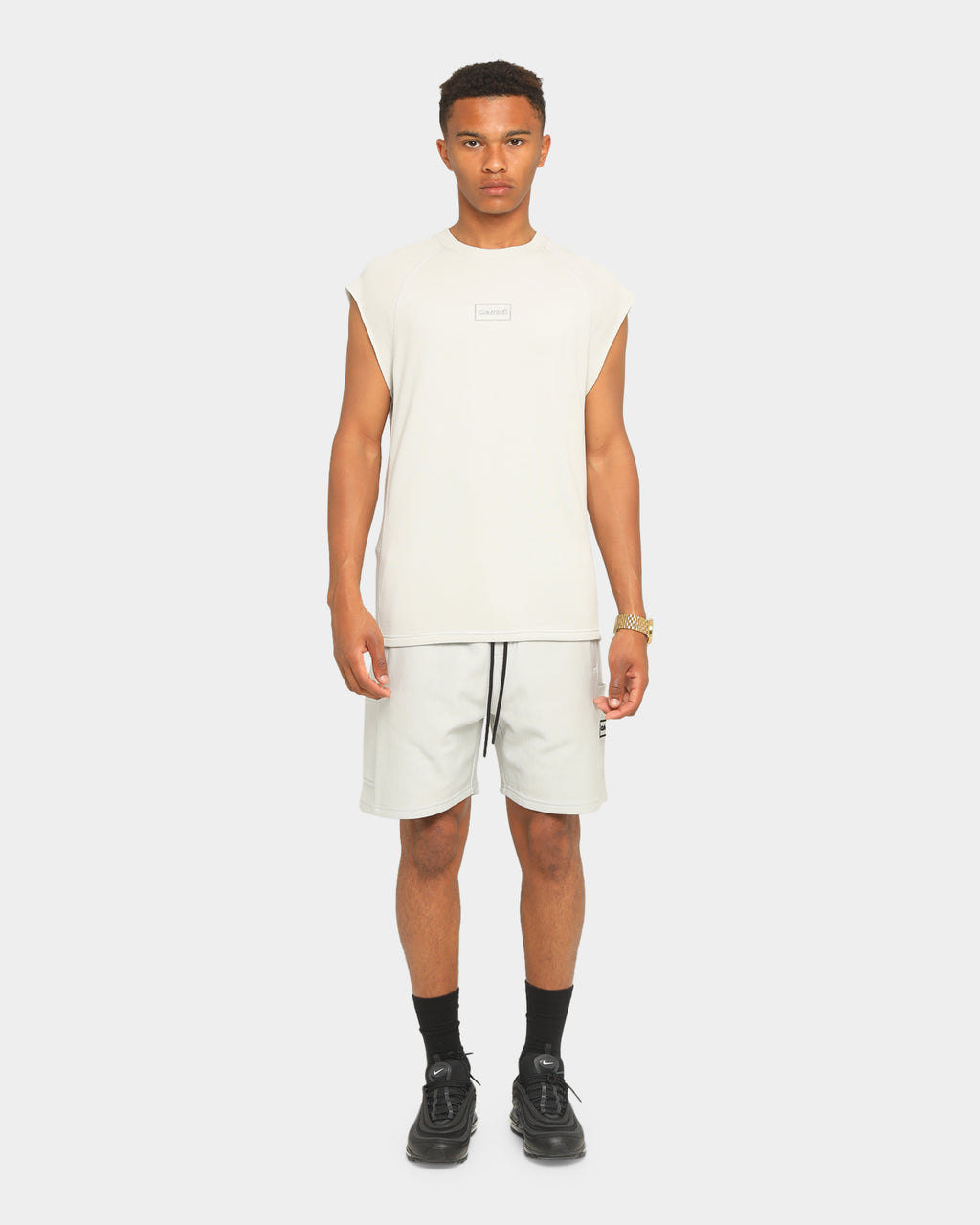 Carré Commando Muscle T-Shirt Grey