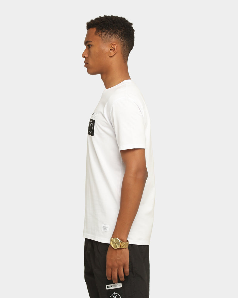 Carré Utilitaire Short Sleeve T-Shirt White