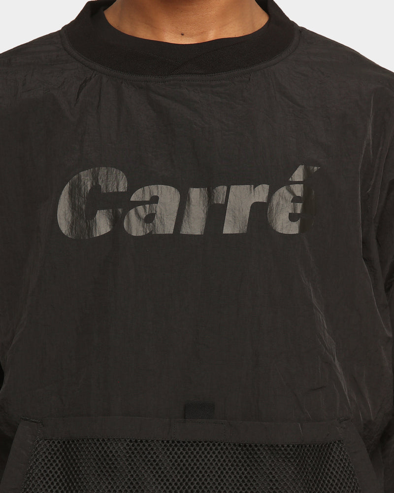 Carré Piste Shell Windbreaker Black