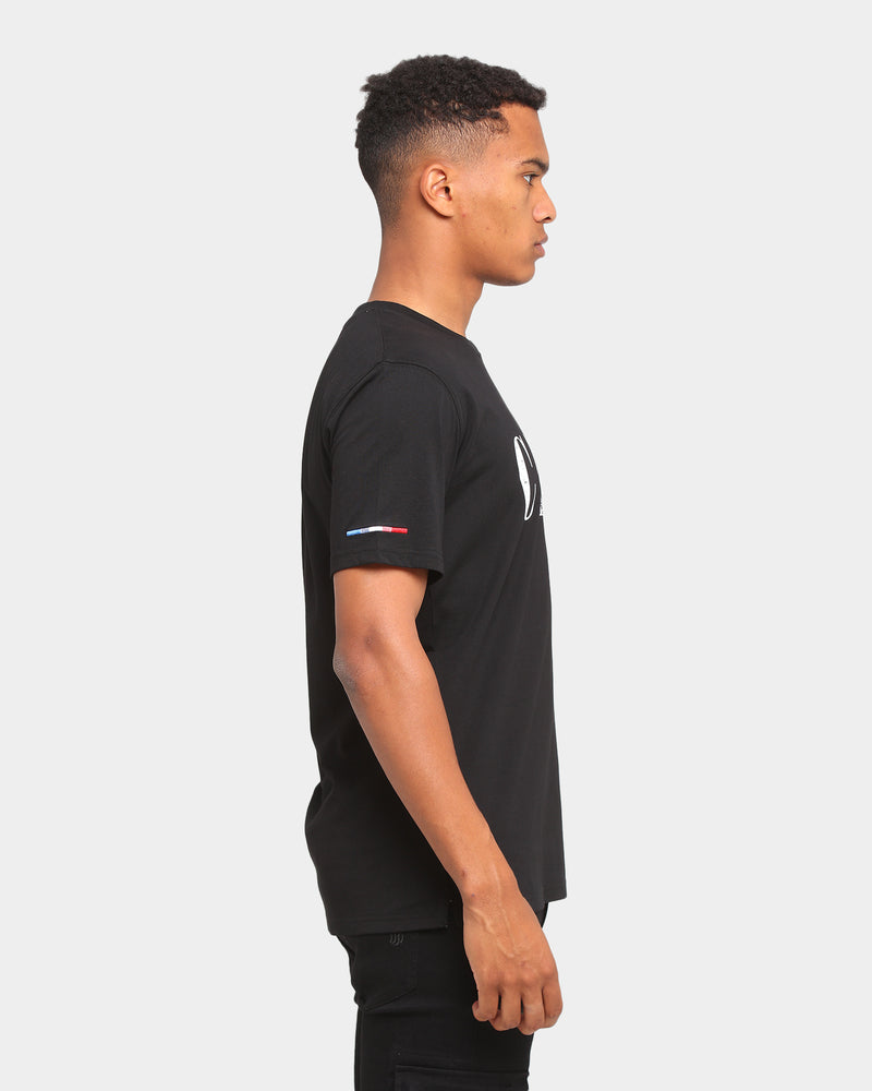 Carré Declaration Classique Short Sleeve T-Shirt Black
