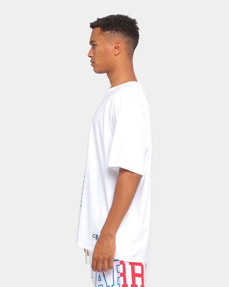 Carré Enorme Double Up Short Sleeve T-Shirt White