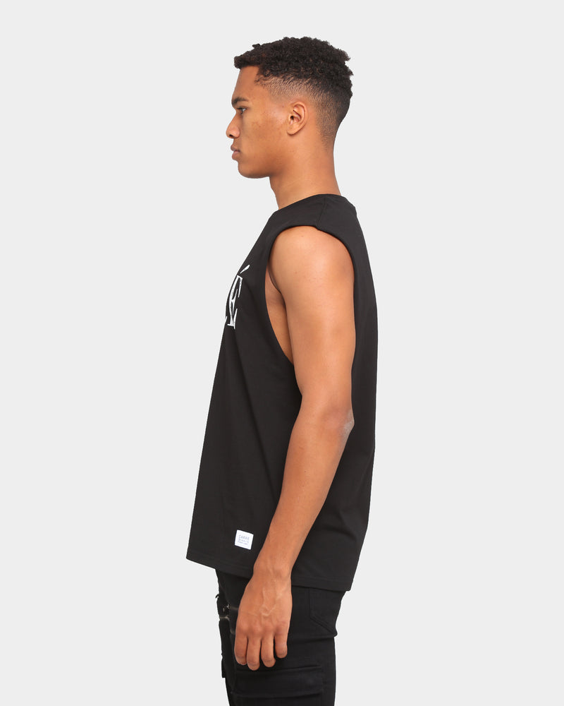 Carré Declaration Muscle T-Shirt Black
