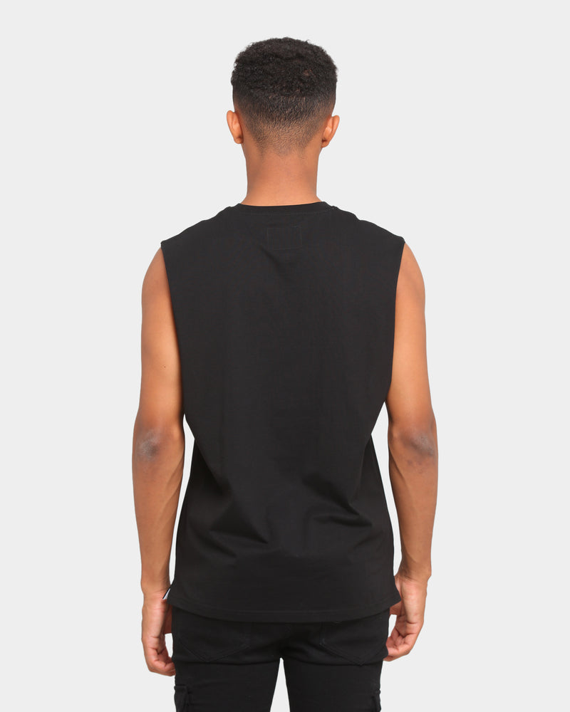 Carré Revolutionnaire Muscle T-Shirt Black