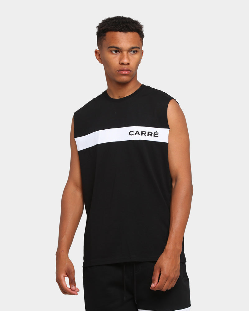 Carré Slice Muscle T-Shirt Black/White