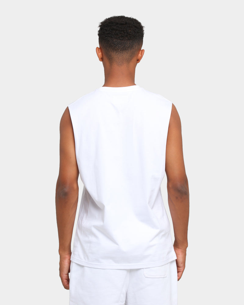 Carré Slice Muscle T-Shirt White/Black