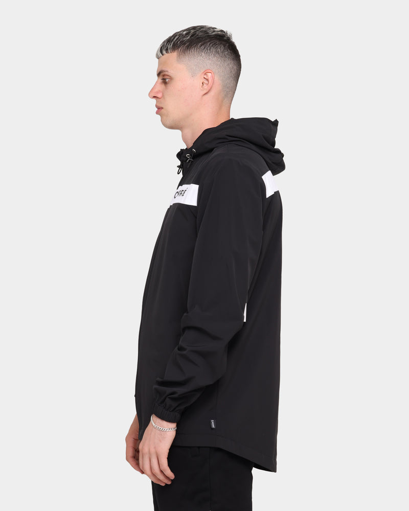 Carré Slice Windbreaker Black/White