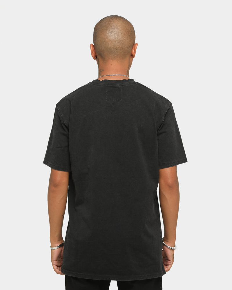 Carré Chien Vintage T-Shirt Washed Black