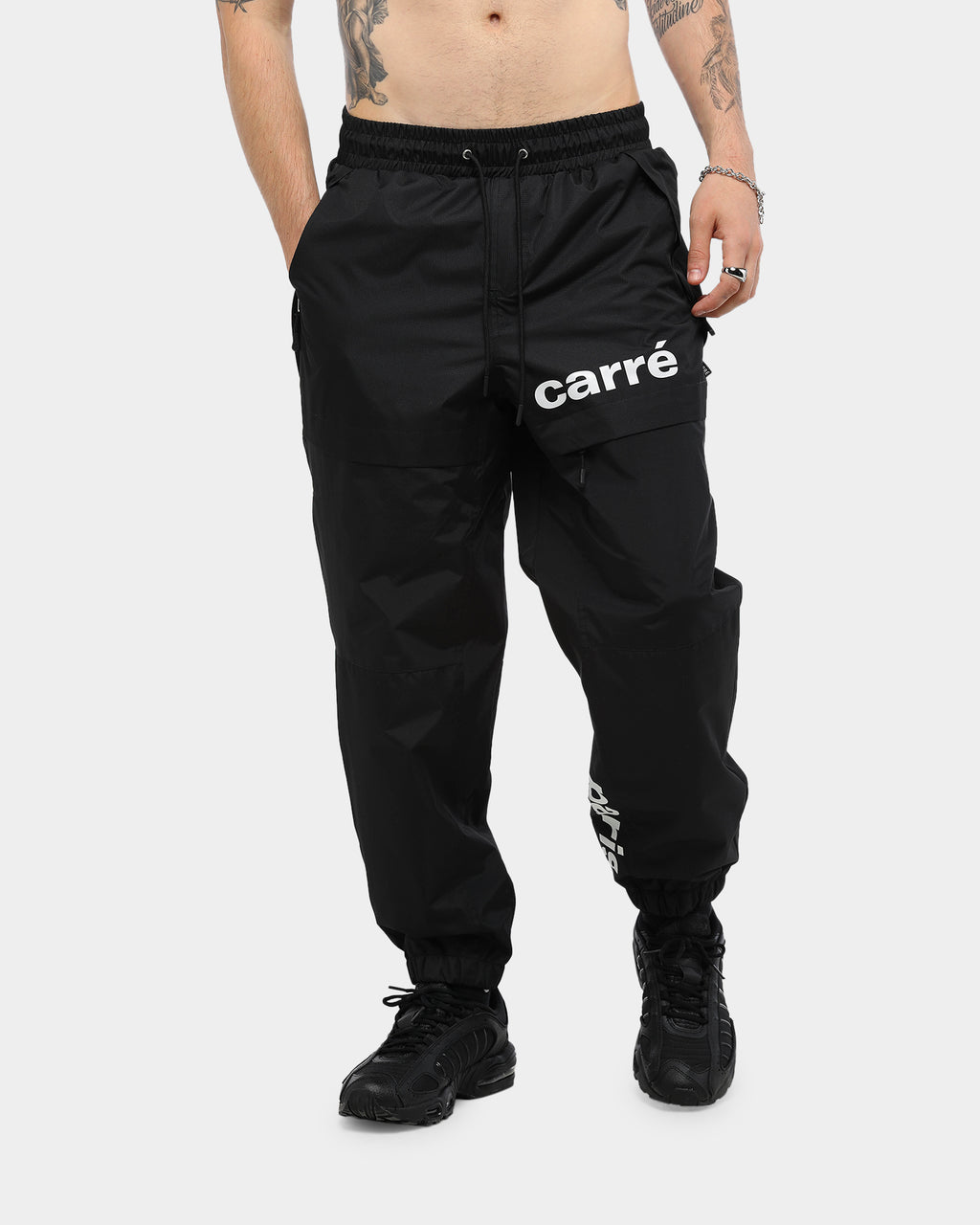 Carré Adventure Trackpant Black