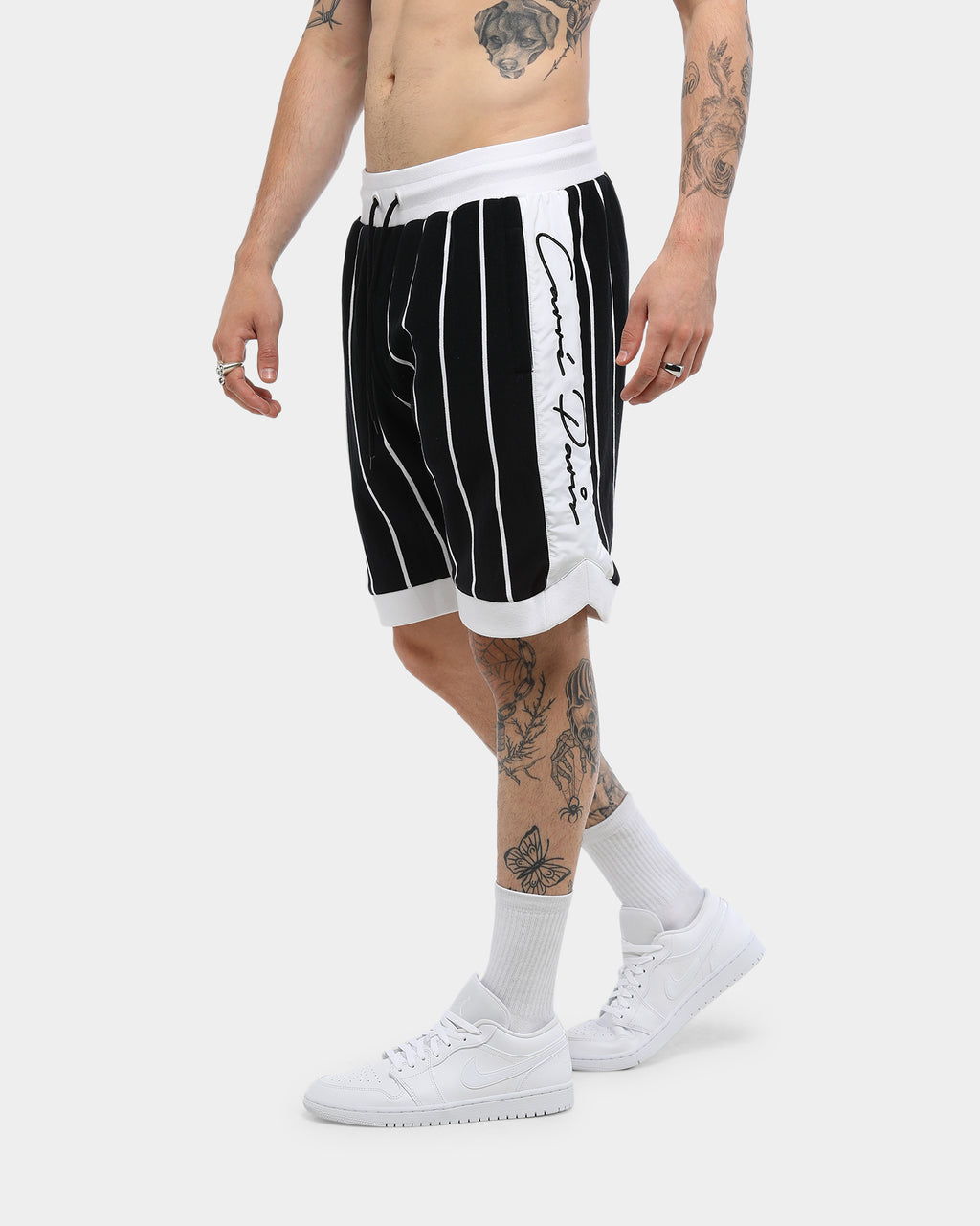 Carré Bande Practice Short Black