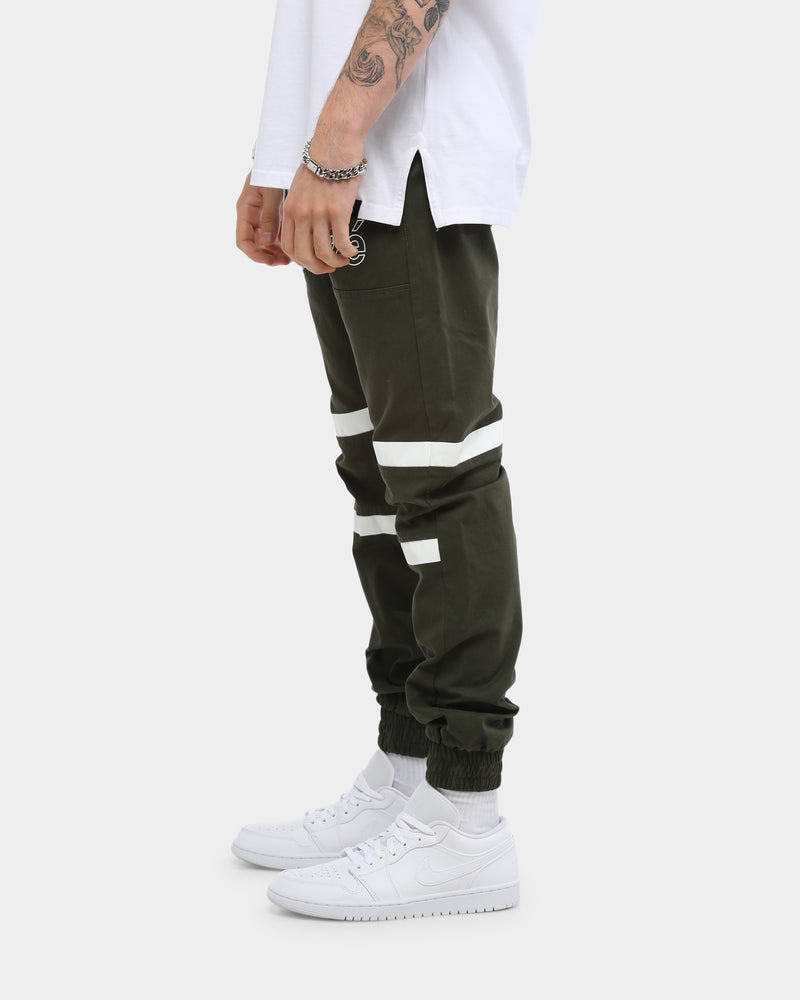 Carré 5Star Jogger Army Green