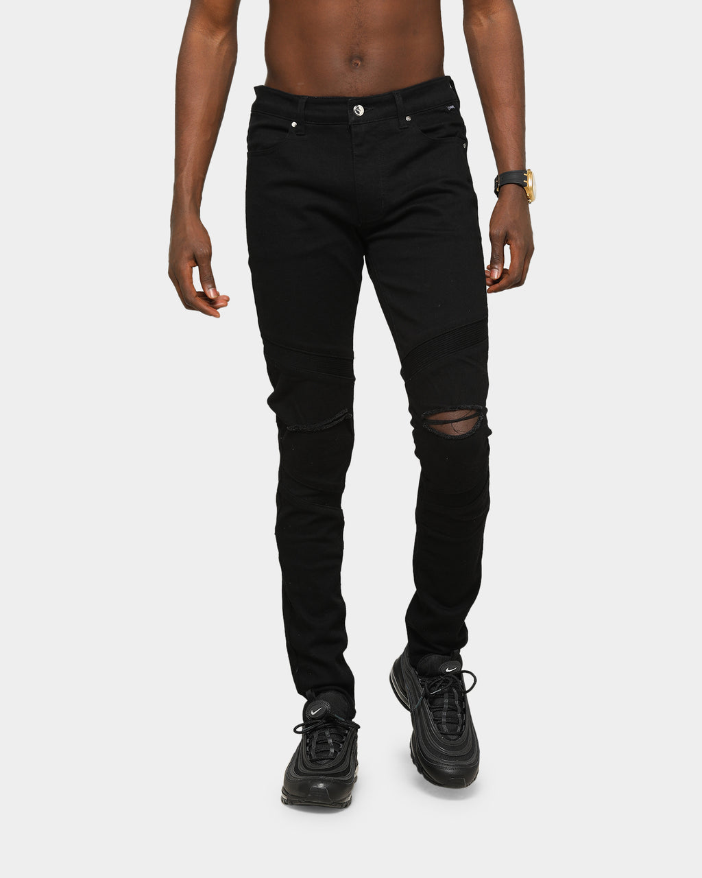 Carré Men's Evolution Jean Black