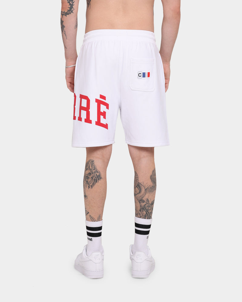 Carré Men's Enorme Sweat Short White