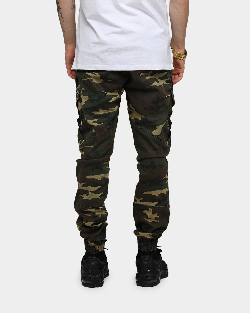 Carré Transition Cargo Jogger Camo