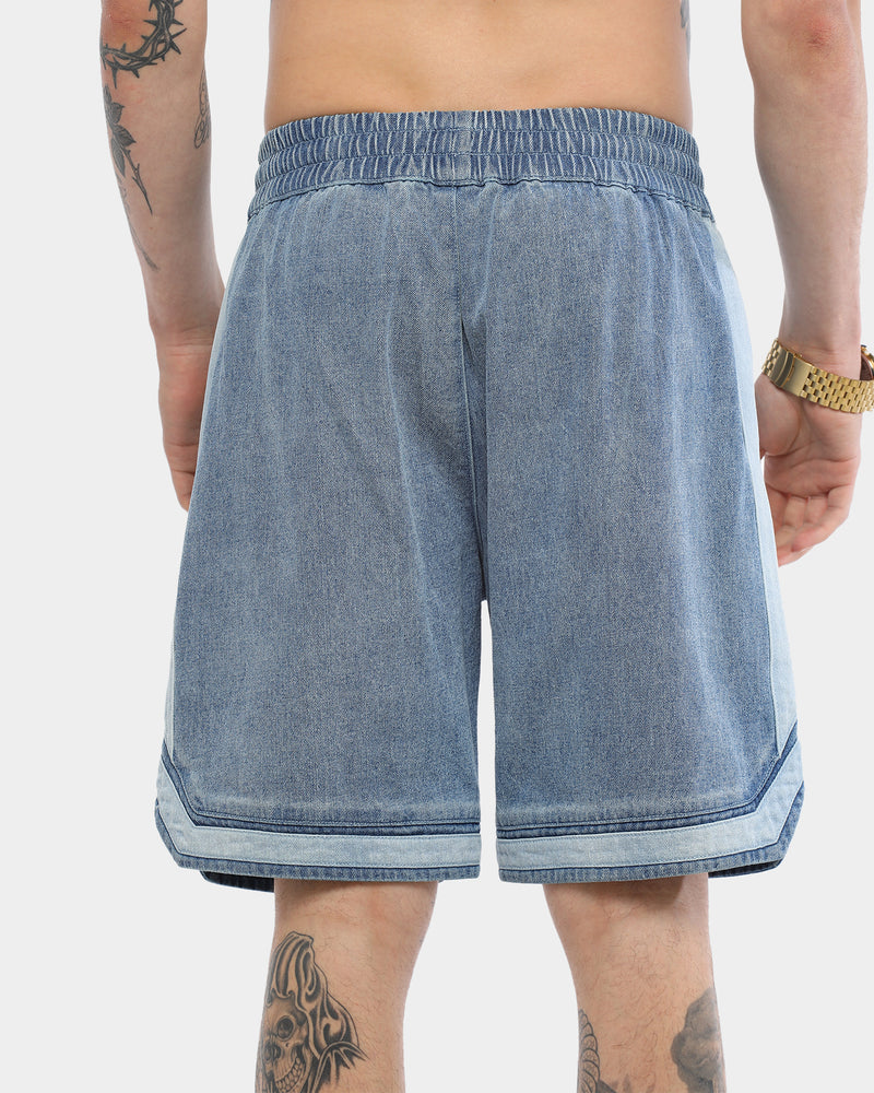Carré D-Luxe Denim Ball Short Vintage Blue